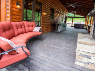 Luxury Cabin Rentals