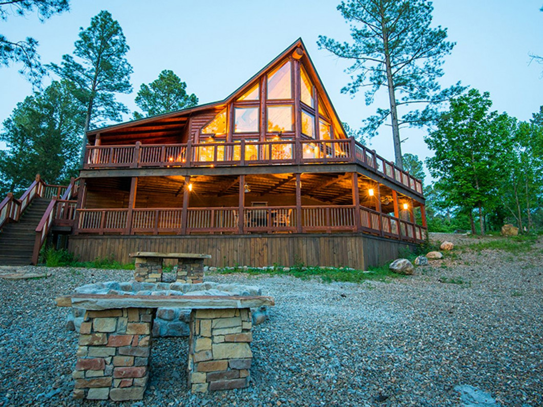 Don't Just Dream of Living in a Stunning Mountain Home