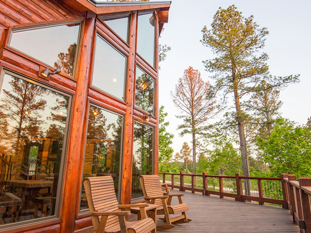 Unwind in One of Our Luxury Cabin Rentals in Broken Bow, OK